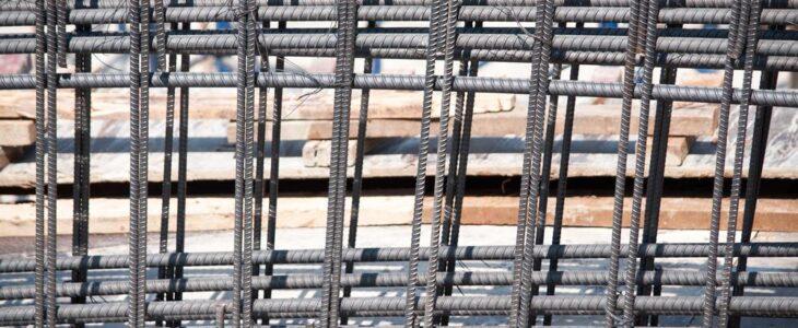 Comprar ferro para construção