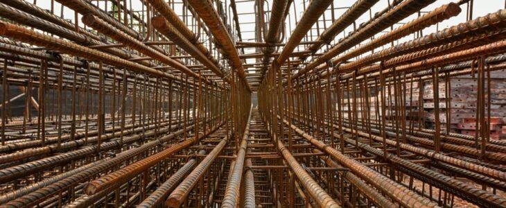 Vigas-construção-civil